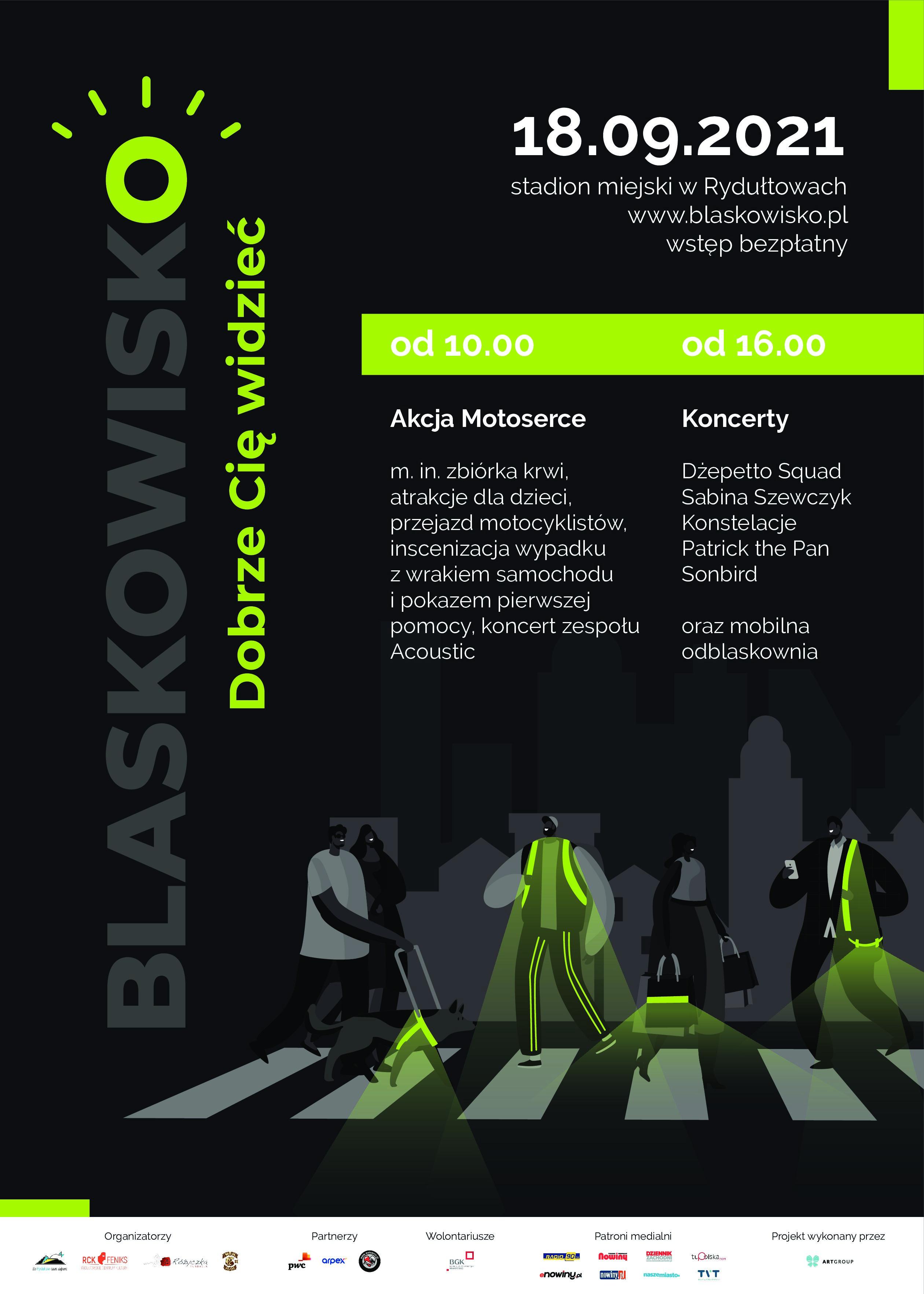 Blaskowisko- plakat główny do druku